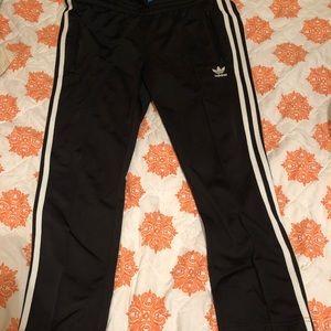Adidas track pants size medium